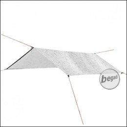 BE-X FronTier One  Bivy Tarp - snow camo