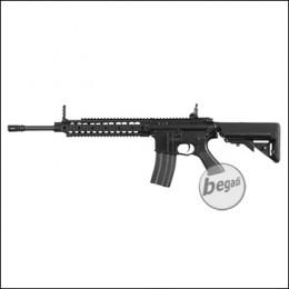 """Begadi M4 ECO """"Mark 2 ABS"""" S-AEG mit Begadi CORE EFCS / Mosfet -schwarz- (frei ab 18 J.)"""