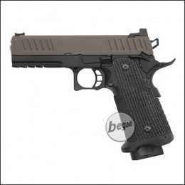 Army Armament R603 HiCapa GBB -Brown Slide Edition- (frei ab 18 J.)