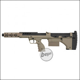 "Silverback Desert Tech SRS A2 SPORT Sniper Rifle, 16"" Version -TAN- (frei ab 18 J.)"