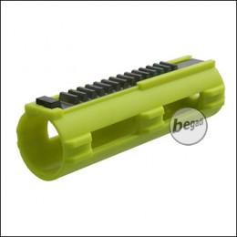 Battleaxe Lightweight Piston with 15 steel teeth (Eco Line) -green-
