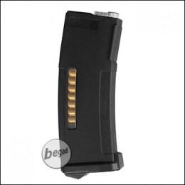 Battleaxe M4 / M16 Polymer MidCap Magazine (150 BBs) -black-