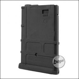 """Battleaxe M4 PMAG """"Short"""" MidCap Magazin (110 BBs) -black-"""