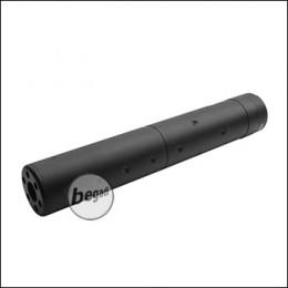 Battleaxe 14mm CCW Silencer 195x32mm -black-