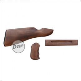 Battleaxe M1 A1 (Tommy Sport) real wood kit