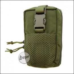 """BE-X FronTier One Modular Pouch """"IFAK, Detachable, V2.0"""" - OD Green"""
