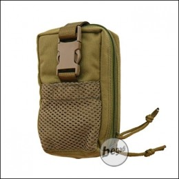"""BE-X FronTier One Modular Pouch """"IFAK, Detachable, V2.0"""" - coyote TAN"""