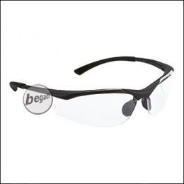 "Bollé ""Contour II"" safety glasses, MilSpec certified BSSI version, transparent (PSSCONT064)"