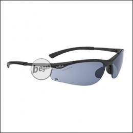 "Bollé ""Contour II"" safety glasses, MilSpec certified BSSI version, smoke (PSSCONT443)"