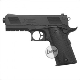 ICS KORTH PRS GBB, regular -schwarz- (frei ab 18 J.)