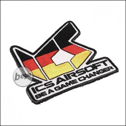 """ICS AIRSOFT """"GERMANY"""" - Be a Game Changer Patch, with hooktape"""