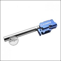 Poseidon Striker Kit [CNC HopUp, Air Cushion Barrel & Bucking] -84mm- für WE G-Force 19 etc. (frei ab 18 J.)