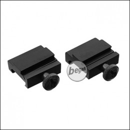 RED DRAGON adapter 11mm / weaver [WPK] (2pcs set)