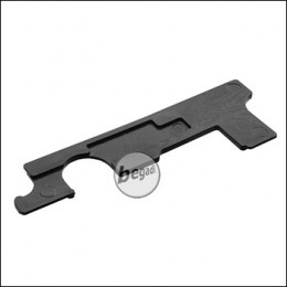 Airsoft Systems V2 Selector Plate for EFC Systems (ASCU, Core, Titan, Aster)