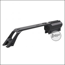 S&T ST316 / ST9 / G60 carrying handle with integrated 3x riflescope