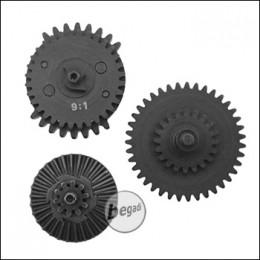 TFC Essential CNC Stahl Double Sector Gear Set 9:1 (DSG)