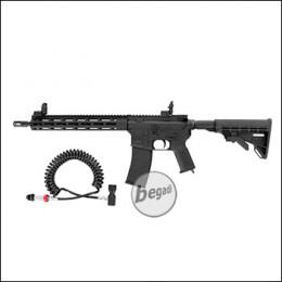"Tippmann M4 RADON ""Carbine"" CO2 / HPA Version inkl. Remote Line (frei ab 18 J.)"