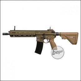 VFC Heckler & Koch HK416 A5 GBB -RAL 8000- (only 18yrs.+) [2.6384]
