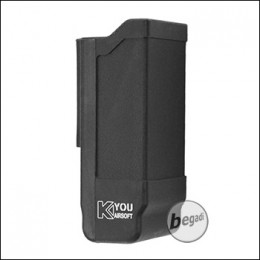 KYOU FAST MAG / injection molded Magazinepouch for Pistol Magazines - black