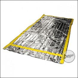 Fibega Emergency Sleeping bag -silver-