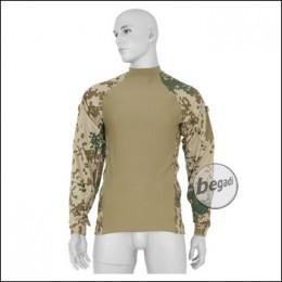 BE-X Combat Shirt, German Desert Camo