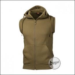 "PENTAGON Tactical Sweater ""Thespis"", with Hood, Tan"